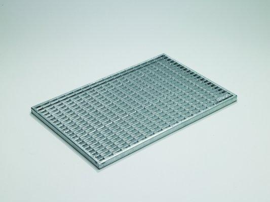 ACO Vario ruszt kratowy ze stali ocynkowanej 60x40, (wielkość oczka 9/13 mm) ACO P01207