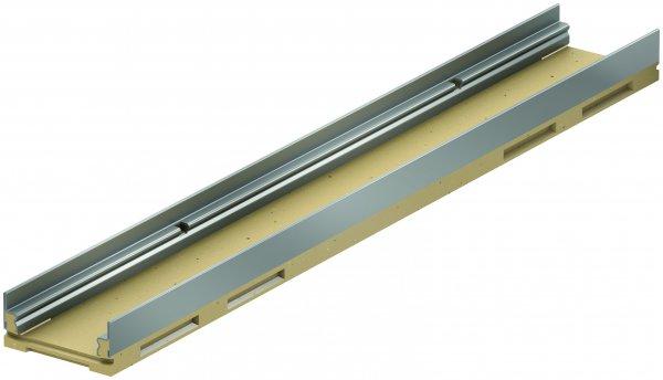 ACO DRAIN Multiline V 100 Korytko niskie (10 cm) Krawędzie ze stali ocynkowanej ACO P12321