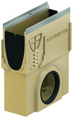 ACO DRAIN Multiline V 150 Skrzynka odpływowa O 200 Krawędzie ze stali ocynkowanej ACO P12792