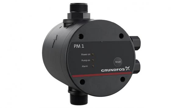 Sterowniki ciśnienia PM 1 15 1X230V 50/60HZ Grundfos 96848693