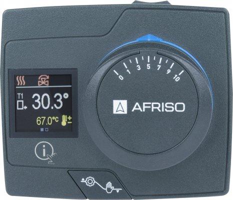 Regulator Stałotemperaturowy Act 343 Proclick 1 Czujnik, 230 V Ac 10÷90°C Afriso 1534310