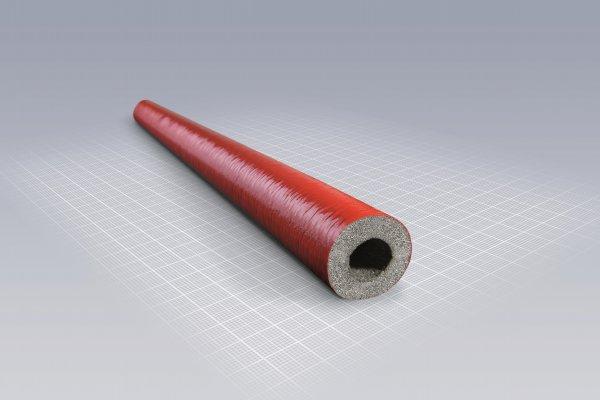 Otulina izolacyjna, polietylenowa, kolor czerwony IZO-MAX 22x 4 mm zwój 10m Armacell IZO-22/4-S-10