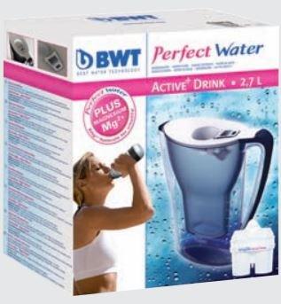 Dzbanek Filtracyjny do wody Active Drink longlife 2,7 I BWT 815005