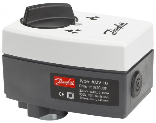 NAPĘD AMV 10 230V DANFOSS 082G3001 Danfoss 082G3001