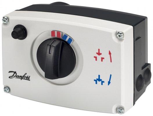 AME 20/24V, 15s/mm, sygn.analog., napęd Danfoss 082G3015