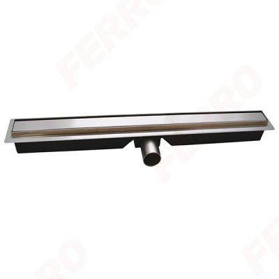 Odpływ Liniowy Slim Pro, 80 Cm Ferro OLSP1-80