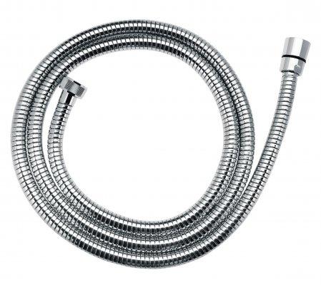 Wąż Natryskowy 150 -200 Cm Rozciągliwy Chrom Ferro W05
