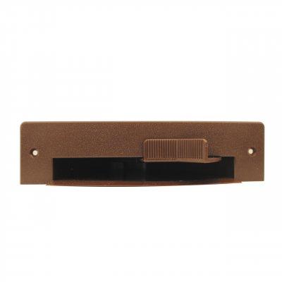 Szufelka automatyczna ECO kolor ciemny brąz UST-M 4770 06