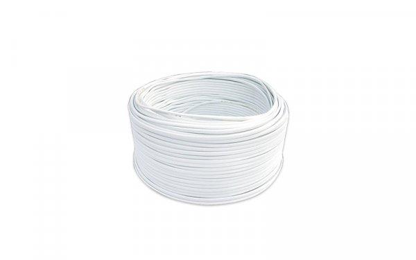 Przewód elektryczny 2 x 0,52 mm  H03VVH2-F UST-M 4790