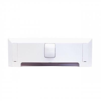 Szufelka automatyczna DUE kolor biały UST-M 4772 01 DUE