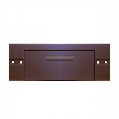 Szufelka automatyczna TRE kolor brąz ciemny UST-M 477606TRE