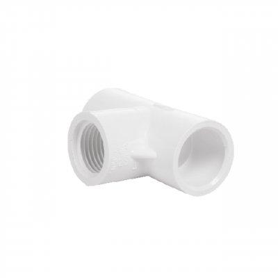 Trójnik redukcyjny PVC 2