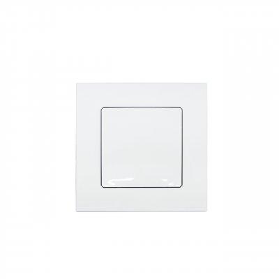 Gniazdo ssące Deco białe UST-M 474701
