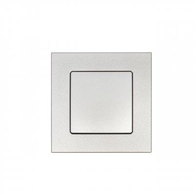 Gniazdo ssące Deco srebrne UST-M 474712