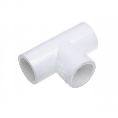 Trójnik PVC 2